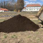 Kommer for salg: Kompost av hestegjødsel